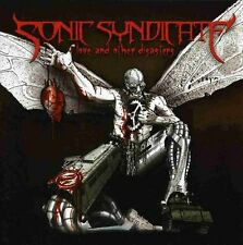 Sonic syndicate-Love and Other Disasters (LTD. Edition CD + DVD) package numérique OVP
