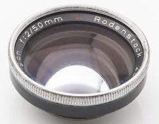 Rodenstock Retina-Heligon Heligon A 50mm  50 mm 1:2 2 - Kodak Retina Reflex