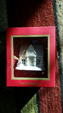 "Wedgwood ""Our New Home"" 2004 Christmas Ornament with original box"