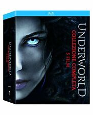 Sony Pictures Blu-ray Underworld Collection (5 Blu-ray) 2003 2006 2009 2012 2016