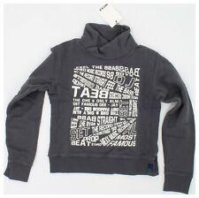 134/140 J MEXX MX3021948-209 Sweatshirt für Jungen, grau