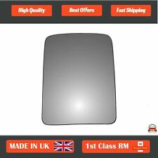 Vauxhall Movano 1998-2003 left hand passenger side convex mirror glass 1005LS