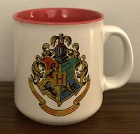 Harry Potter Hogwarts Crest Ceramic Coffee Mug 20oz