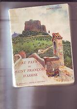 au pays de saint francois d'assise / Gabriel faure -