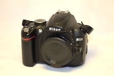 Nikon D5000 Kamera- Gehäuse - Gebraucht vom Fachhändler - nur 4555 Auslösungen!
