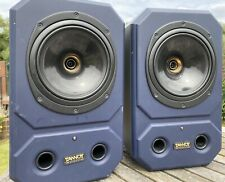 Tannoy System 800a Dual concentric Active nearfield reference monitor speakers