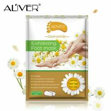 Chamomile Exfoliating Foot Mask - Peel Away Dry Rough Skin and Calluses - 1 pair