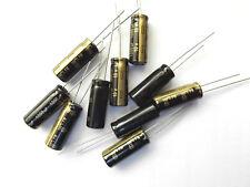 1000uf 10 V 105 C baja ESR tamaño 20mmx8mm delgada Panasonic EEUFM 1A102L x10 un.