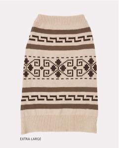 Pendleton Westerly Dog Sweater XL