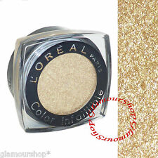 L'Oreal Color Infaillible eyeshadow pigment 027 GOLDMINE Iridescent golden sand
