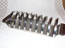 Servierplatten & -schalen im Vintage/Retro-Stil aus Edelstahl fürs Esszimmer