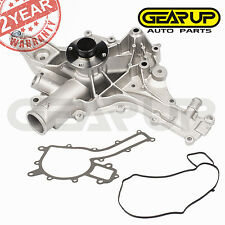Water Pump for Mercedes Benz ML500 CLK430 AMG S E320 w/ Oil Cooler Connect