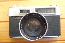 Yashica Electro 35 1960s 35mm Rangefinder
