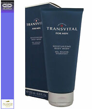 TRANSVITAL FOR MEN MOISTURIZING BODY WASH 200 ML Gel Douche Hydratant