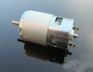 775 Motor DC 12V 150W 10000rpm High Speed Large Torque DC Motor Blower Motor