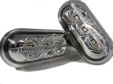 répétiteurs latéraux Chrome à LED Clignotant Pièce De Rechange Dacia Duster 10+