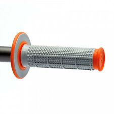 NEW RENTHAL ORANGE TAPERED DUAL COMPOUND MOTORCYCLE DIRTBIKE GRIPS OFF ROAD MX