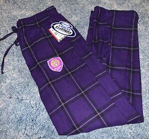 NWT Orlando City Lions SC Men's Pajama Pants. Sz 2XL & Purple. Concepts Sport