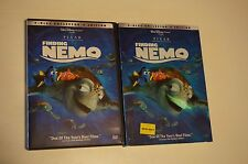 "Disney Pixar:Finding Nemo 2 Disc Collectors Edition ""Family Time"" Free Shipping"
