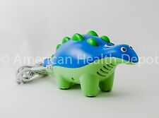 Child Kids Pediatric Nebulizer Aerosol Compressor for Asthma COPD DINO Model