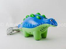Child Kids Pediatric Nebulizer Aerosol Compressor for Asthma COPD DINO Model