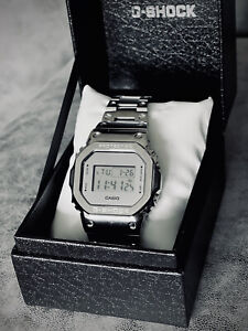 Casio G-Shock Full Metal DW-5600 Square gshock Custom GMW Mod B5000