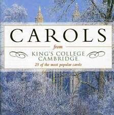 CHOIR OF KING'S Hochschule, Cambridge - Carols von King's Hochschule, ca Neue CD
