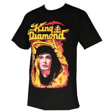 King Diamond Men's T-Shirts Black