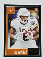 2020 Score Football RC Rookie Black Parallel - Pick Your Card