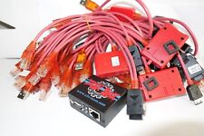 NEW z3x pro box  activated repair flash for samsung &  lg edition + 49 cables