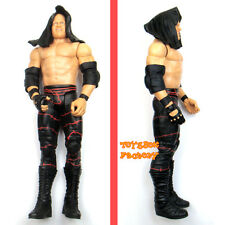 WWE Kane w/ Scarf The Big Red Machine Wrestling Action Figure Child Toy Mattel