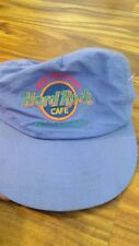 Hard Rock Cafe 'Save The Planet' Vintage Purple New Orleans Cap Adult Hat