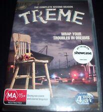 Treme The Complete Second Season (Australia Region 4) DVD - NEW