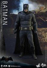 "Hottoys 1/6 Batman V Superman 12"" Collectible Batman Figure Toy W Mask Version"