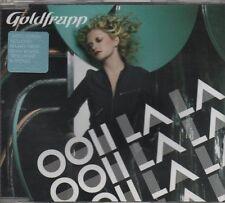 GOLDFRAPP Ooh La La     3  TRACK CD NEW - NOT SEALED