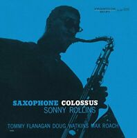 Sonny Rollins - Saxophone Colossus (NEW CD)