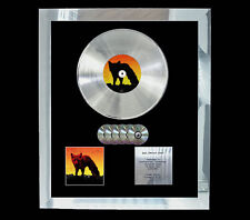 PRODIGY THE DAY IS MY ENEMY MULTI (GOLD) CD PLATINUM DISC FREE SHIPPING TO U.K.