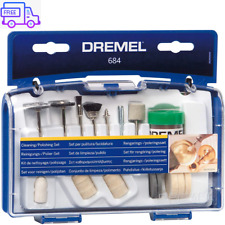 Dremel Rotary Tool Accessories Kit Cleaning Polishing Compound Buffing Wheel Set