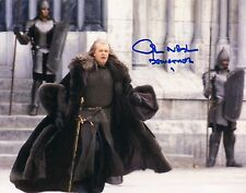 OFFICIAL WEBSITE John Noble in Lord of the Rings 8x10 Photo AUTOGRAPHED
