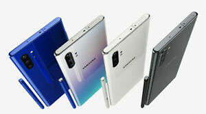 NEW IN BOX Samsung Galaxy Note10+ Plus SM-N975U - 256GB - Pick Carrier&Color!!