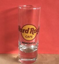 Boxed & New HARD ROCK CAFE NEWCASTLE SHOT GLASS