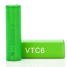 SONY VTC6 IMR 18650 3000MAH 30A 3.7V battery %7c Authentic Original US18650VTC6