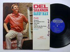 DEL SHANNON Handy Man LP teen pop 1st press 1964     mg1007