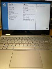 "New listing Hp Pavilion X360 14M-Dw0023Dx 14"" Intel i5-1035G1 8Gb No Hd Broken Lcd Screen*"