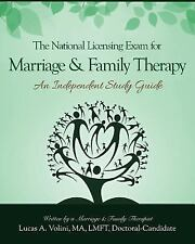 The National Licensing Exam for Marriage and Family Therapy: An Independent Stud