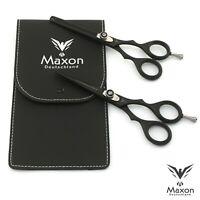 MAXON 2er Set Sehr Scharfe Schere Haarschere Effilierschere Friseurschere ca16cm