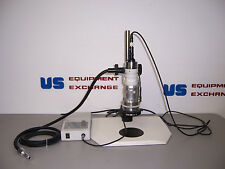 8717 HIROX RZ2 ROTATIONAL MICROSCOPY AD-5030HS W/ CONTROLLER CT-1