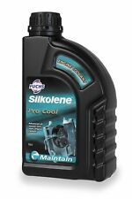 Silkolene Pro Cool Blue 50/50 Motorcycle Coolant antifreeze 1 Litre non toxic