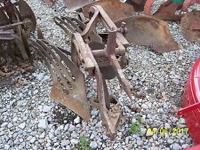 1 Point Hitch International 2 12 Plow With Coulters And Tailwheel
