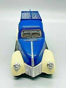 Golden Wheel Diecast 1:32 Pepsi Cola 1940 Ford Delivery Truck Diecast